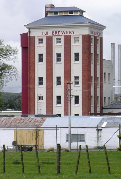 Tui Brewery Tower